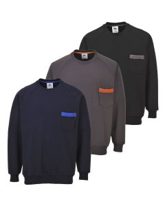 TX23 Texo Two-Tone Sweatshirt