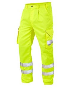 Leo Bideford CT01 Hi-Vis Trousers