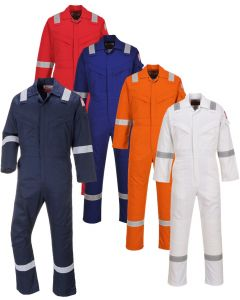 FR50 Flame Resistant Anti-static Coverall