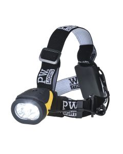 PA63 Portwest Dual Power Head Light