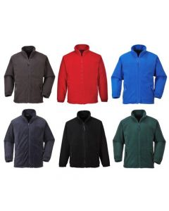 F400 Argyll Heavy Fleece