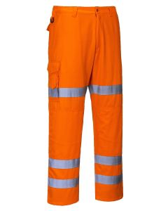 RT49 Hi-Vis Three Band Combat Trousers