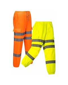 RT48 Hi-Vis Jogging Bottoms