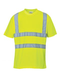 S478 Hi-Vis Short Sleeved T-Shirt