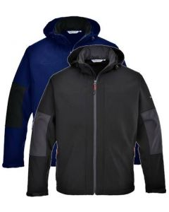 TK53 Softshell with Hood