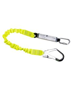 FP53 Single Elasticated Lanyard with Shock Absorber